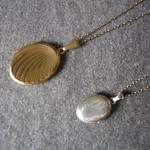 Vintage Silver And Gold Lockets